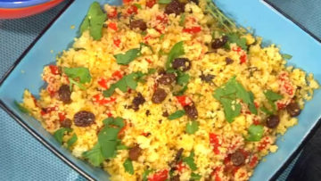 Confetti Couscous by Nyse Collins