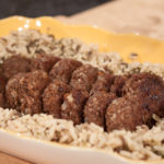 Vegetarian Meatballs by Curtis & Paula Eakins