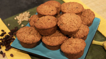 Blazing Bran Muffins by Nyse Collins