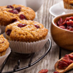Cranana Muffins by Nyse Collins