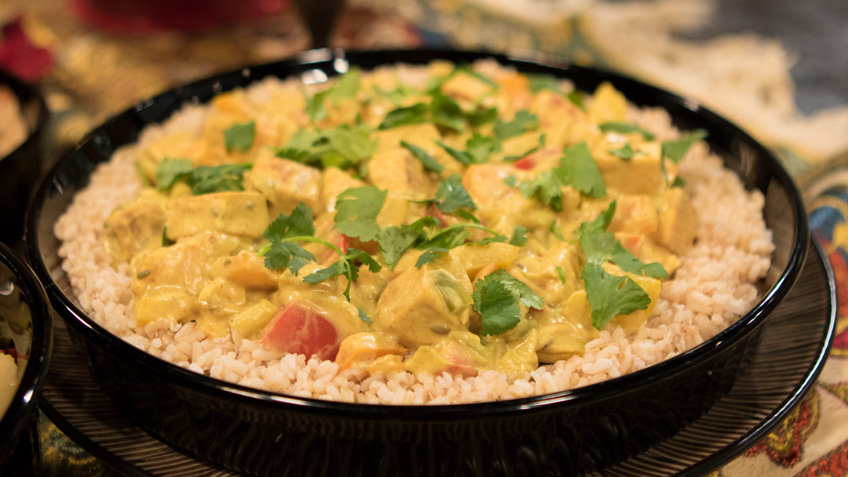 Coconut Curry Tofu – 3ABN Recipes