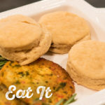 T's Grandma Vegan Southern Biscuits by the Holmes Sisters