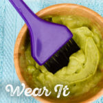 Avocado Honey Mask by The Holmes Sisters