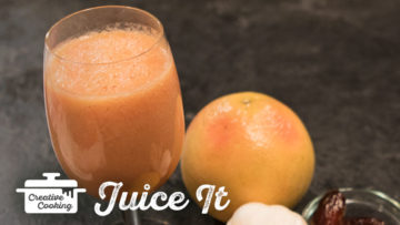 Immune Booster Juice by The Holmes Sisters