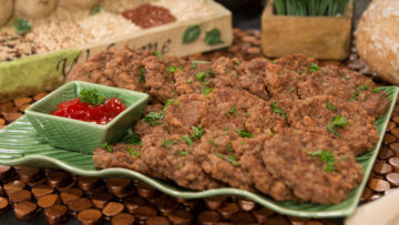 Oatmeal Pecan Patties by the Micheff Sisters