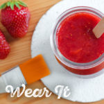 Strawberry Mask by The Holmes Sisters