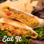 Vegan Tuno Wraps by the Holmes Sisters