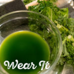 Kale Facial Mask by The Holmes Sisters