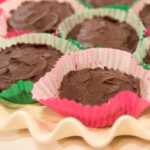 Carob Nut Butter Cups by Heidi's Health Kitchen