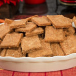 Wheat Thin Crackers by The Micheff Sisters