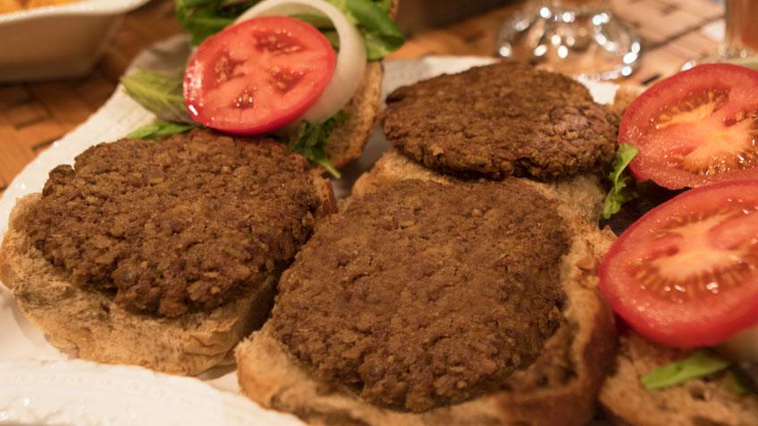 Oatmeal Burgers 3abn Recipes